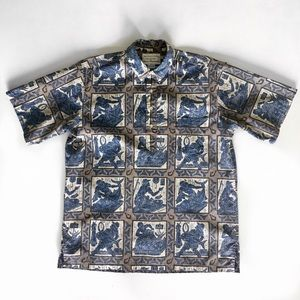 Reyn Spooner X Dietrich Varez Ahi Hawaiian Shirt